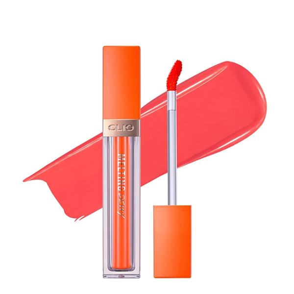 珂莉奧 琉璃水光持色唇釉 09粉橙朱槿