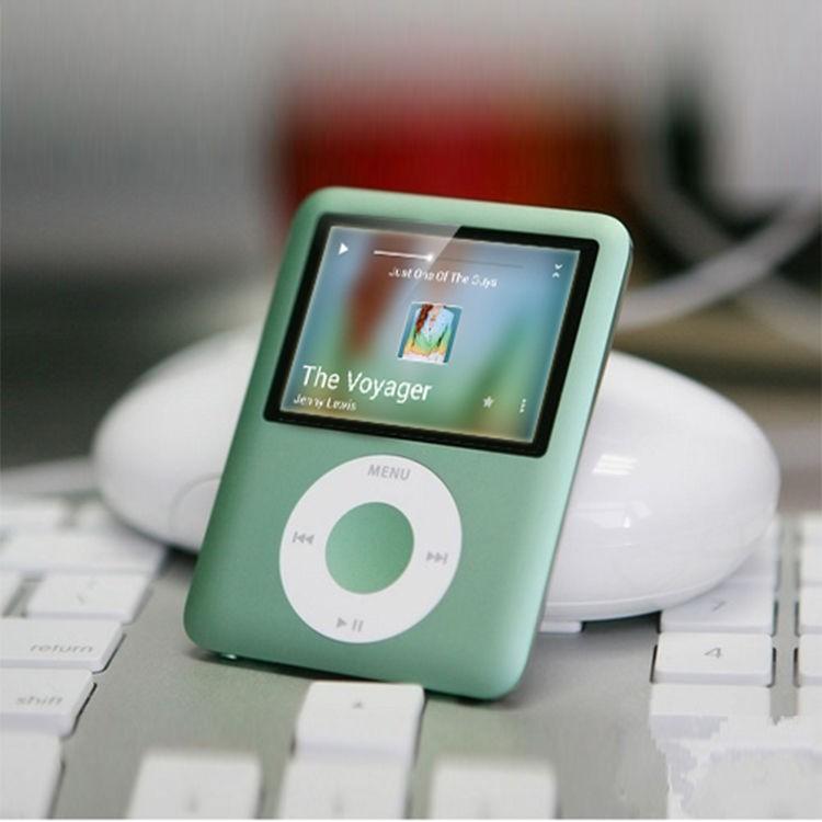 好品质JGKFmp3 音樂播放器OTG超薄可愛迷你隨身聽有屏MP4 學生跑步運電子書