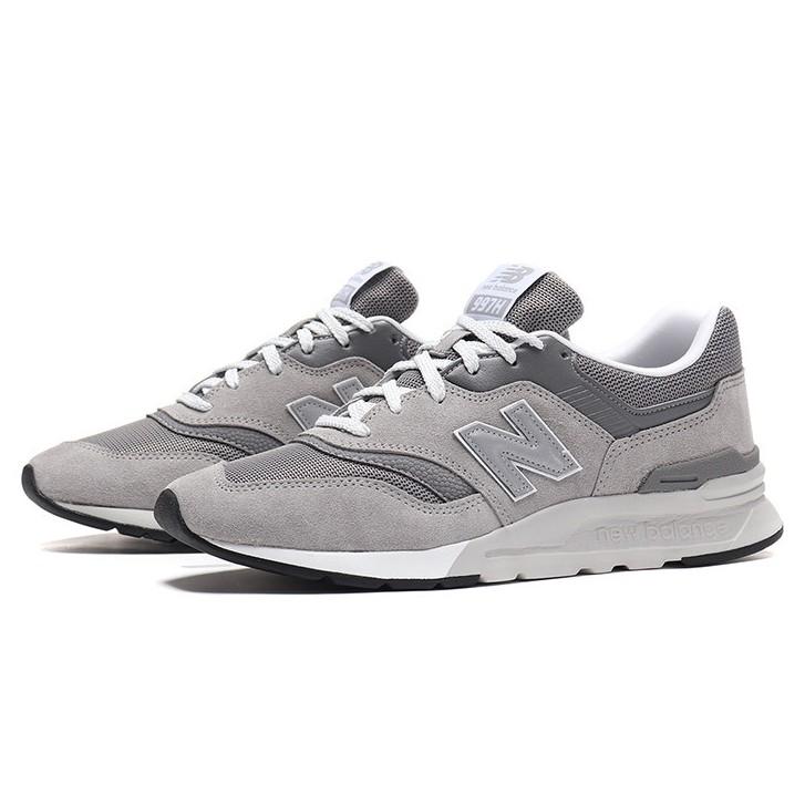 New Balance 997H 男 女 復古慢跑 休閒鞋 元祖灰 CM997HCA D Sneakers542