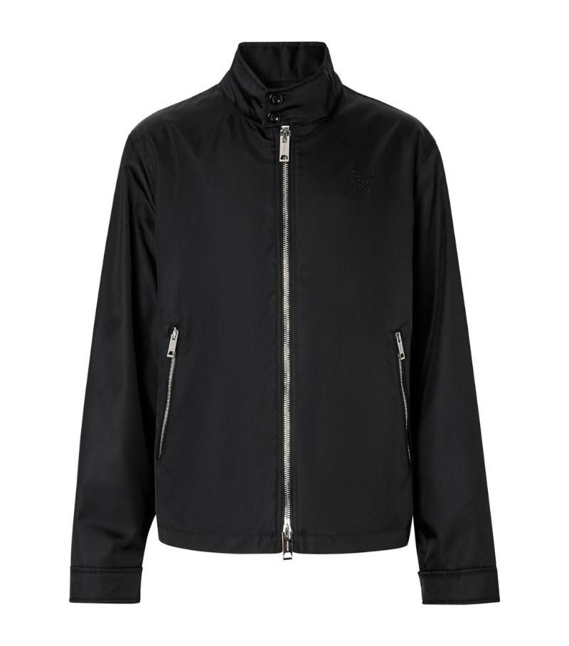 Burberry Econyl Zip-Up Jacket