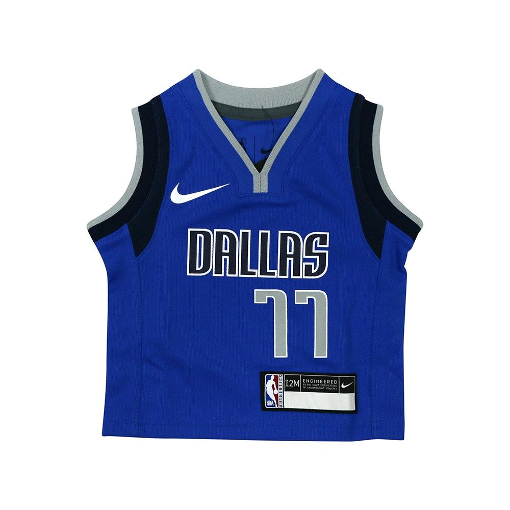 NIKE NBA 新生兒球衣 獨行俠隊 Luka Doncic