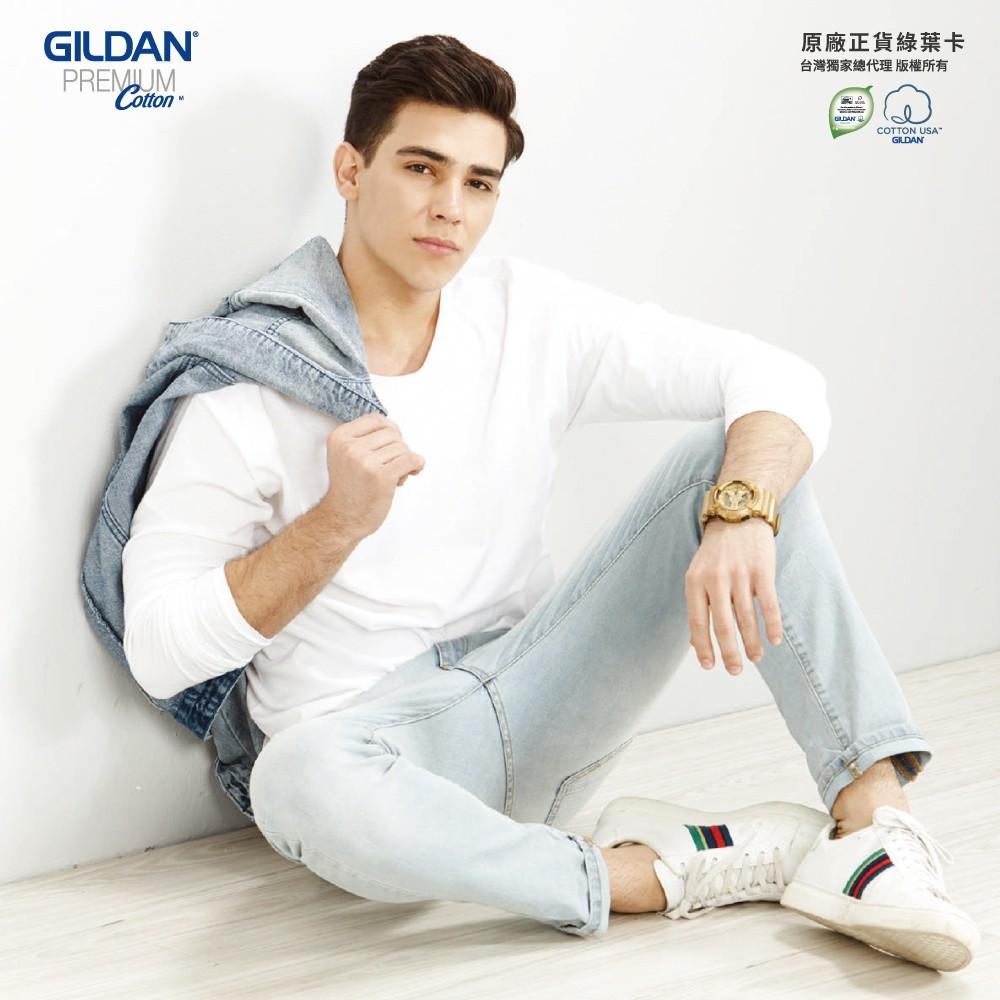 Gildan 吉爾登 76400 亞規柔棉長袖T恤 美國進口 廠商直送