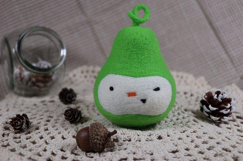 羊毛氈 瓠瓜先生環保纖維清潔刷
