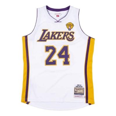 M&N Authentic球員版復古球衣 湖人隊 09-10 #24 Kobe Bryant