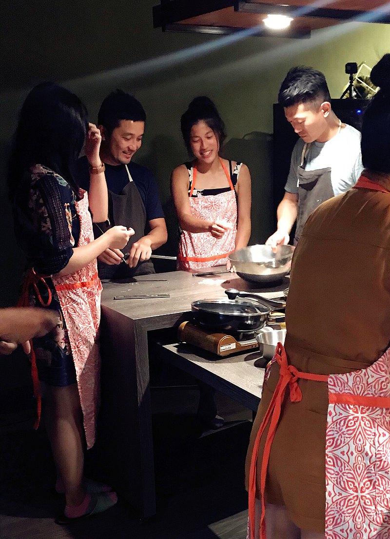 (共煮課) 不再一個人的美味關係・單身限定料理課