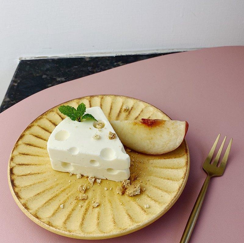 白乳酪起士蛋糕