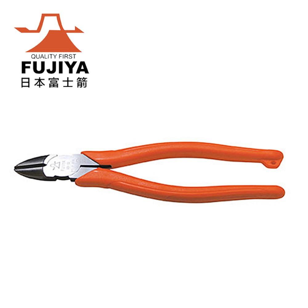 【日本Fujiya富士箭】歐式強力斜口鉗150mm