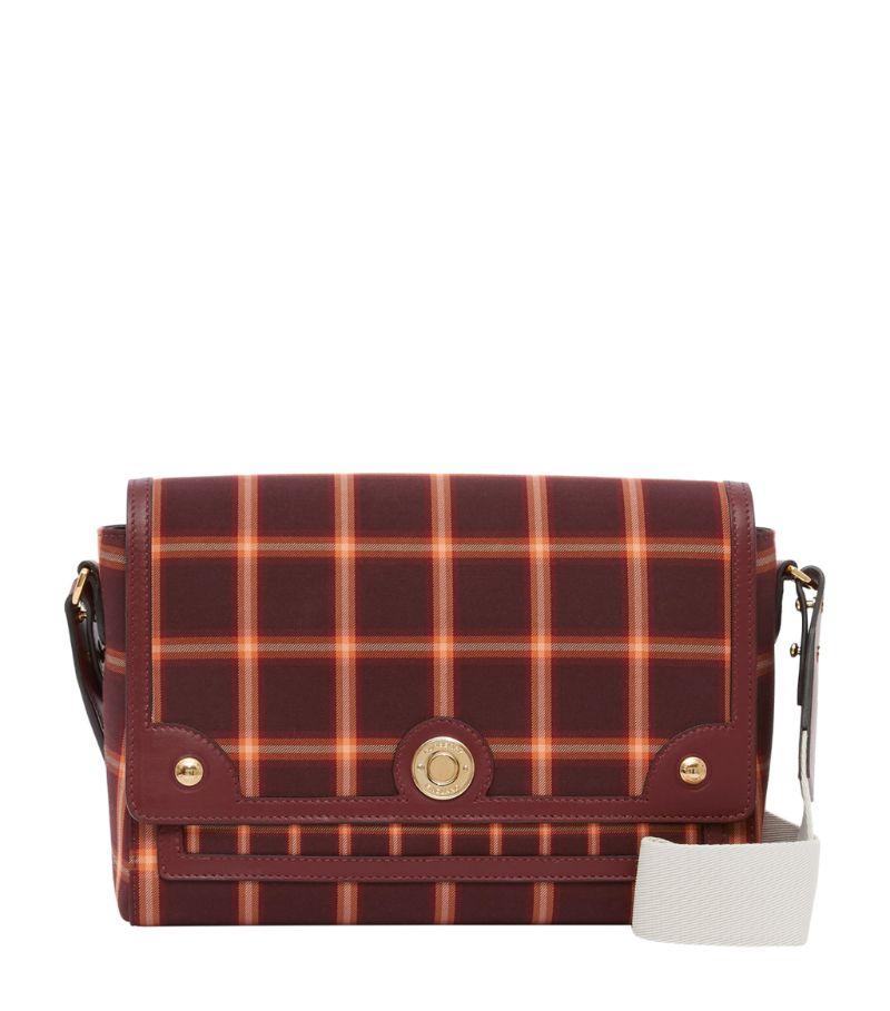 Burberry Tartan Note Cross-Body Bag