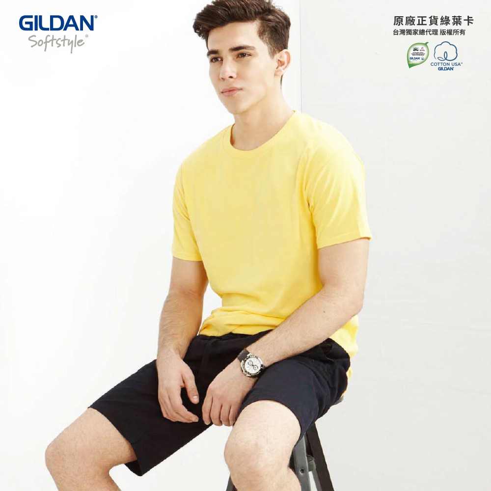 Gildan 吉爾登 HA00 亞規精梳厚磅中性T恤 美國進口 廠商直送