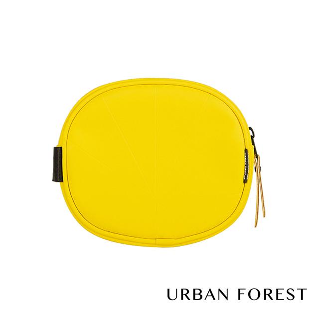 URBAN FOREST都市之森 樹-洗漱包/化妝包/小物收納包 (檸檬黃)