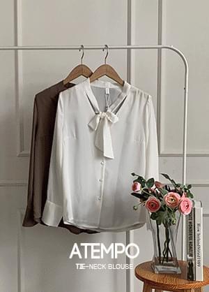韓國空運 - Atempo Chinakara blouse 襯衫