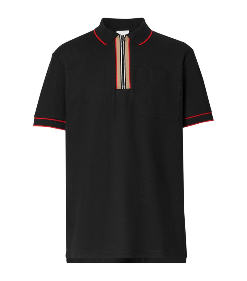 Burberry Icon Stripe Polo Shirt