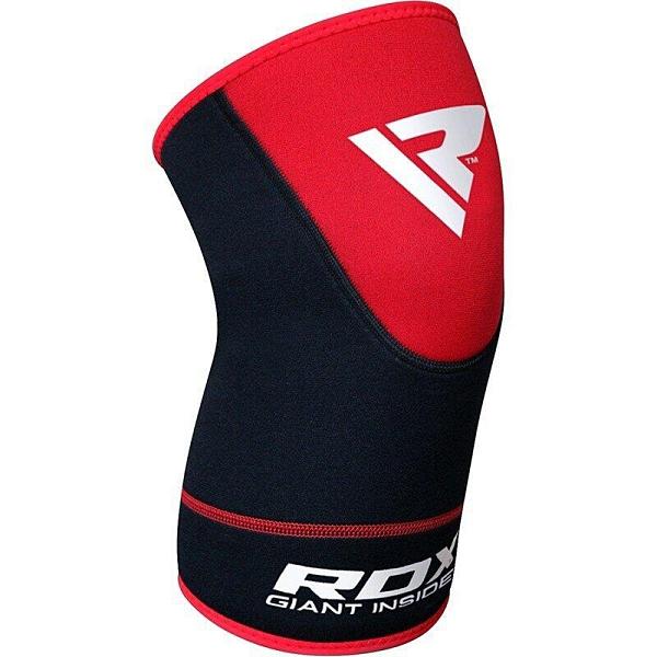 『VENUM旗艦館』RDX 英國 NEP-KR 護膝 健身 健力 重訓 黑紅 單隻裝 L XL