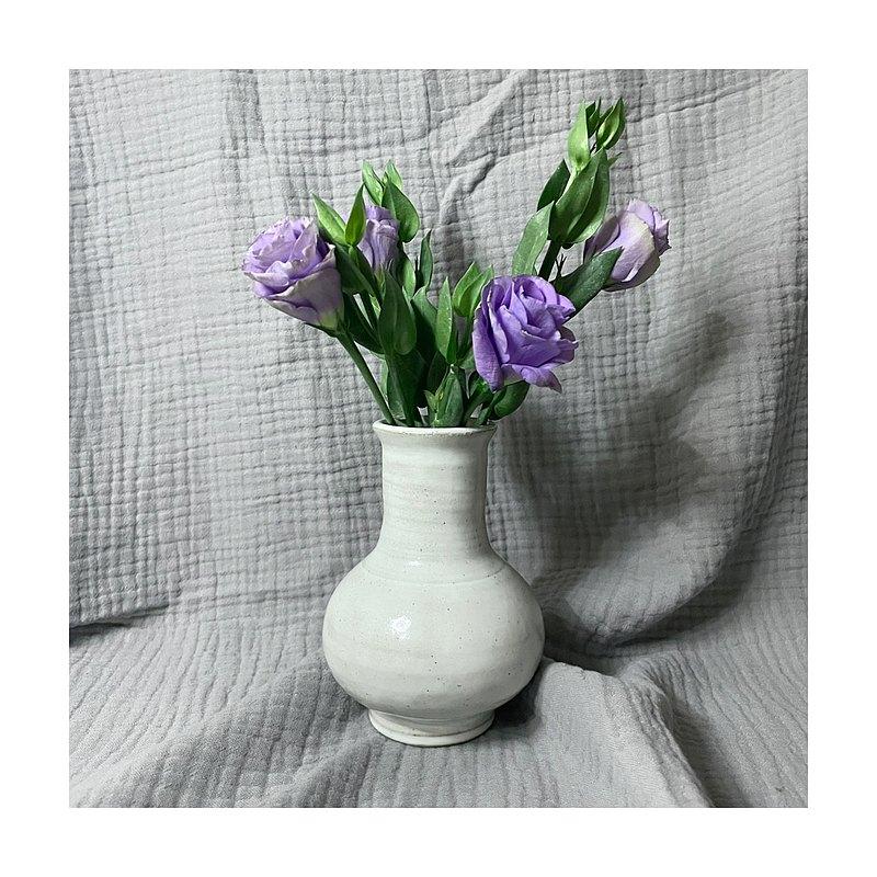 【香港製造】手工陶器 - 簡約設計 - 花器