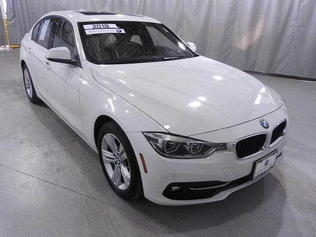[訂金賣場]Certified 2018 BMW 330i xDrive