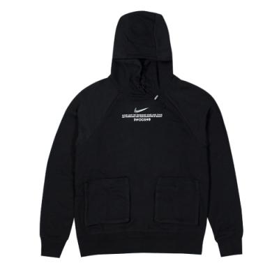 Nike 女 AS W NSW SWSH HOODIE FT 連帽T(長)