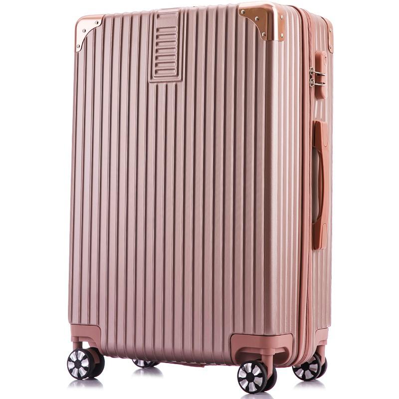 新品爆款旅行必備網紅拉桿箱旅行箱大學生密碼皮箱包24寸20萬向輪男ins旅行李箱女