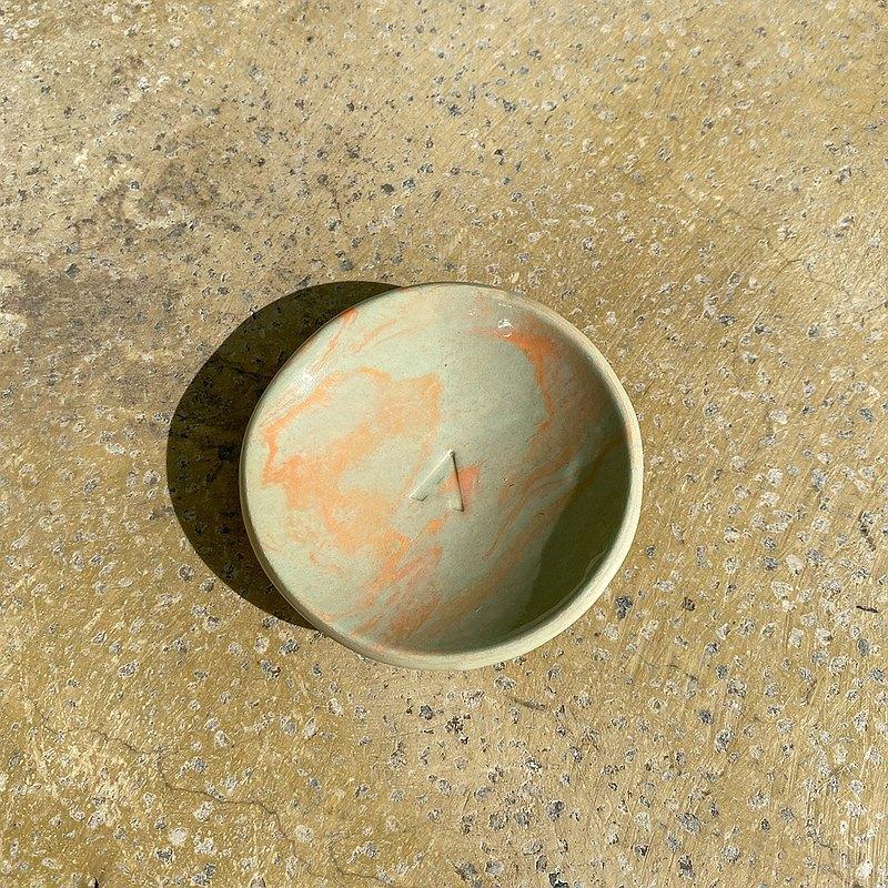 手工揉色盤Little Mint Plate