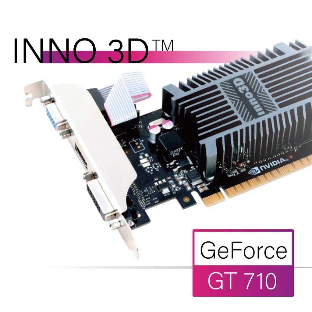 [3C小站] GT710 1GB DDR3 顯示卡 獨立顯示卡 710顯示卡 GT710顯示卡 電腦用顯示卡