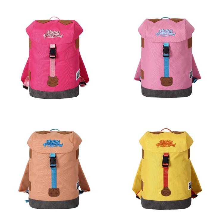 Happiplayground|Backpack 兒童防水後背包 共8色