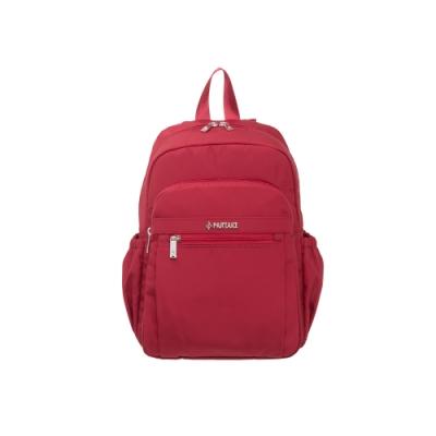 【PARTAKE】E1-後背包(中)-紅 PT20-E1-81RD