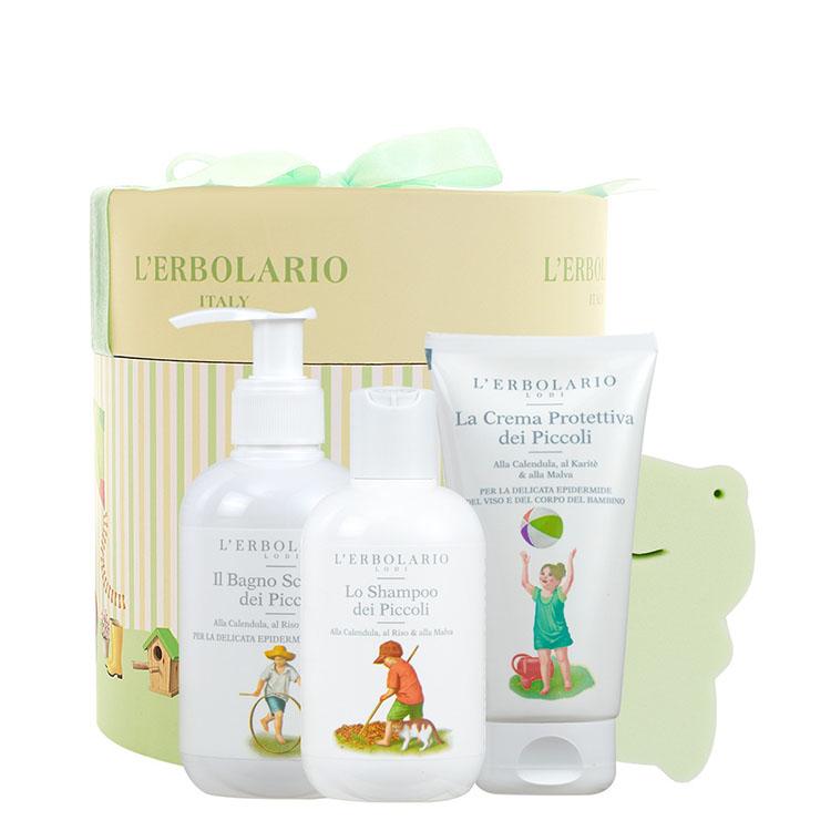 (預/宅)L'ERBOLARIO蕾莉歐-溫馨寶寶禮盒 【康是美】