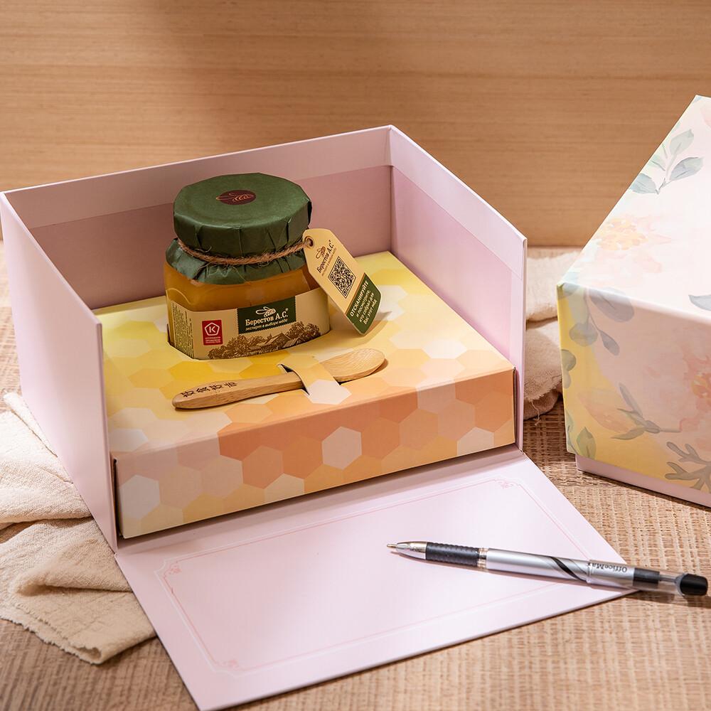 優質椴樹生蜂蜜蜂蜜禮盒1入(送禮首選)