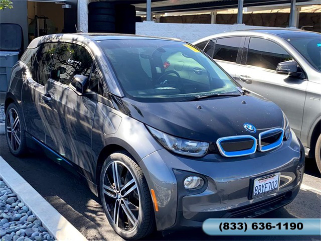 [訂金賣場]Certified 2017 BMW i3 REX
