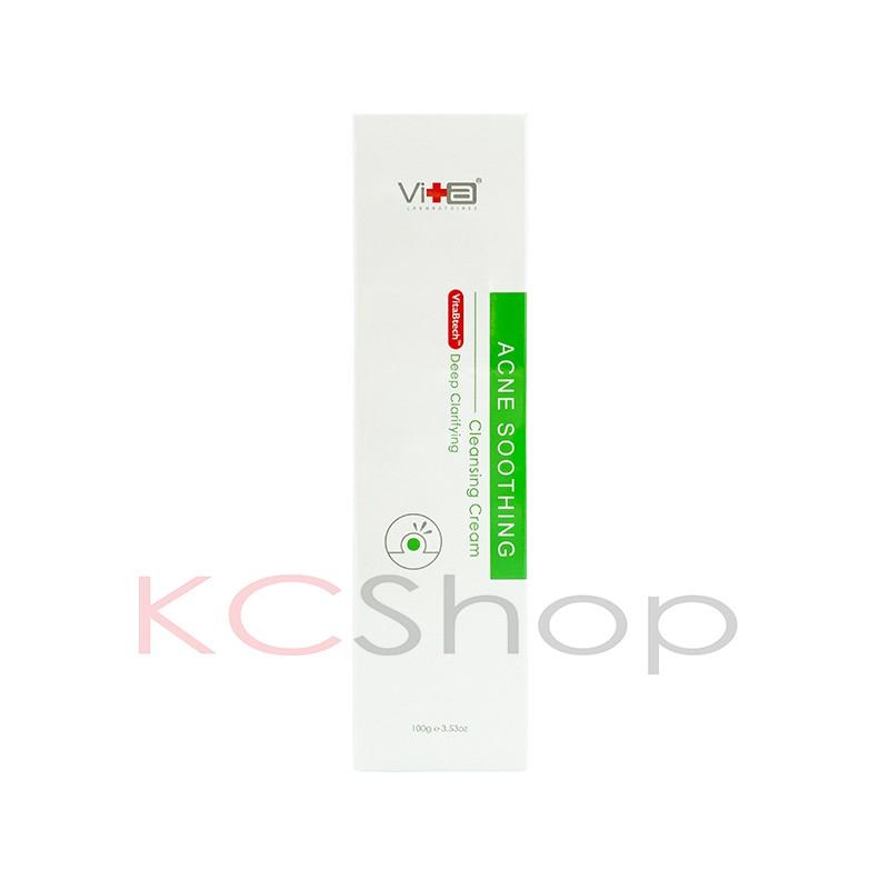 Swissvita 薇佳速效抗痘調理潔面乳(VitaBtech升級版)(100g)