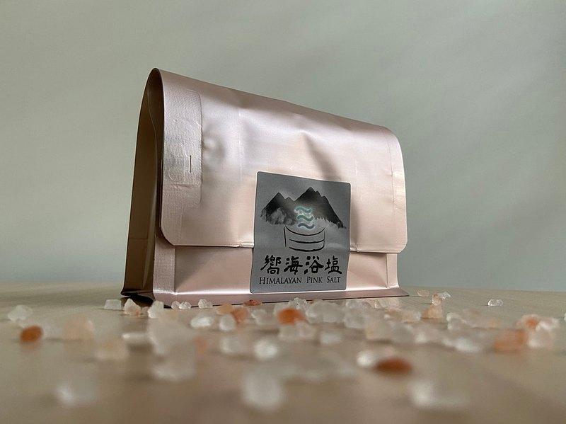 嚮海製所HamabeLab 嚮海浴塩 嚴選來自喜馬拉雅山頭上玫瑰塩