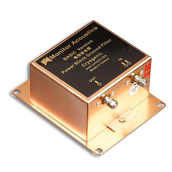 Basic MKⅡ 超級接地器 Monitor Acoustics 靜神電源 推廣中心