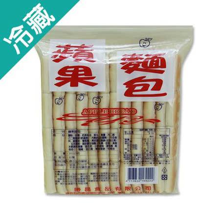 軟棉香甜蘋果麵包(325g±5%/包)