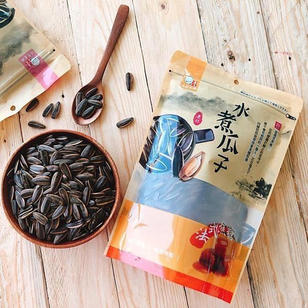 【南紡購物中心】《味覺生機》 水煮瓜子-法式焦糖6包(400g/包)