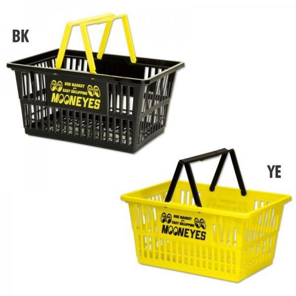 MOONEYES - MG762 Shopping Basket 小型 購物籃 / 置物籃 / 提籃 (二色) 化學原宿
