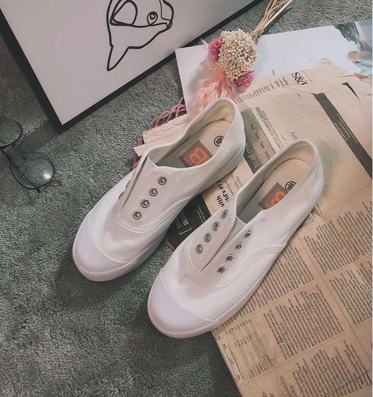 【missy shop 】法式經典帆布鞋