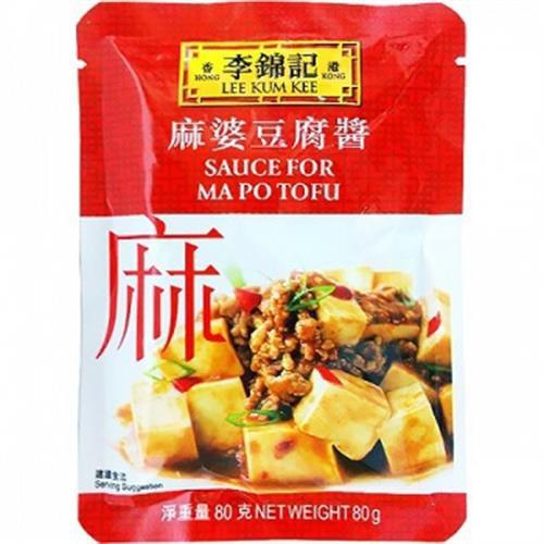 李錦記 麻婆豆腐醬(80g/包)[大買家]