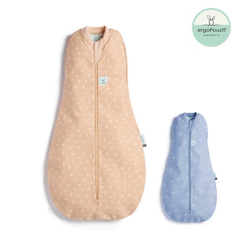 ErgoPouch竹纖維二合一舒眠包巾【HG0532】