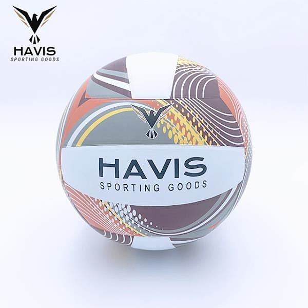 【南紡購物中心】【HAVIS】HV352排球-附球帶,專業練習級使用的尺寸和重量,機器縫製結構超耐用