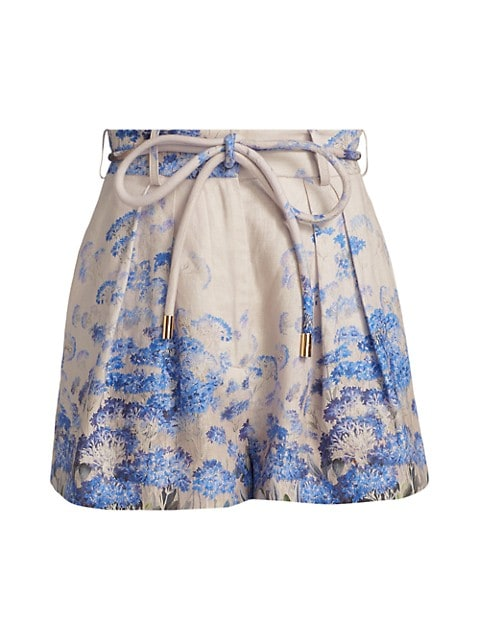 Wild Botanica Luminous Safari Shorts