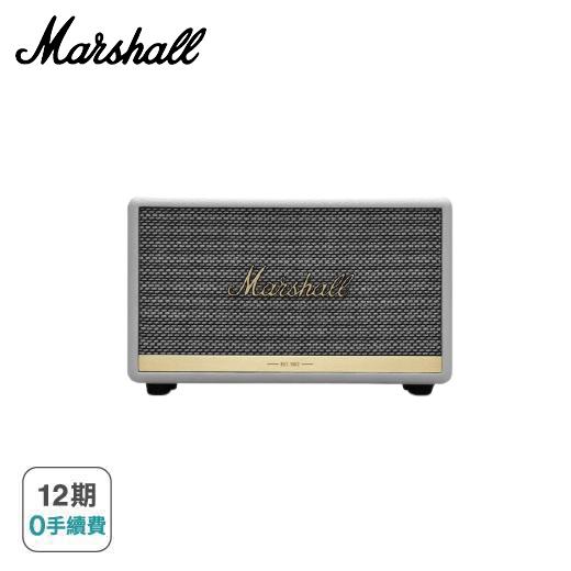 【Marshall】STANMORE II 藍牙喇叭(奶油白)