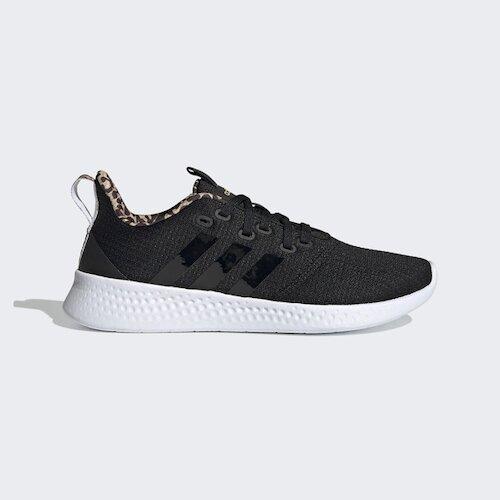 Adidas Puremotion [FY9818] 女鞋 運動 休閒 慢跑 緩震 透氣 輕巧 穿搭 簡約 愛迪達 黑