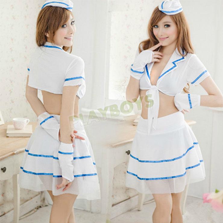 藍海情人美少女水手服