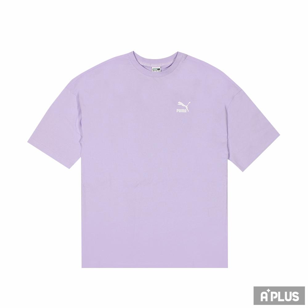 PUMA 女 圓領短袖T恤 流行系列CLASSICS 寬版 落肩 - 59957916