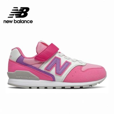 【New Balance】童鞋_中性_粉色_YV996MPP-W楦