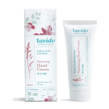 Lavido 拉維朵天然香氛護手霜(廣藿香)