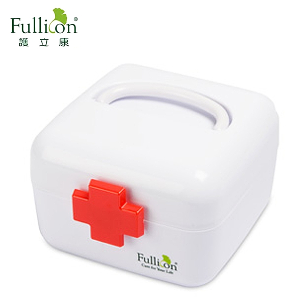 【Fullicon護立康】萬用醫藥急救箱/醫藥箱(小-3公升)