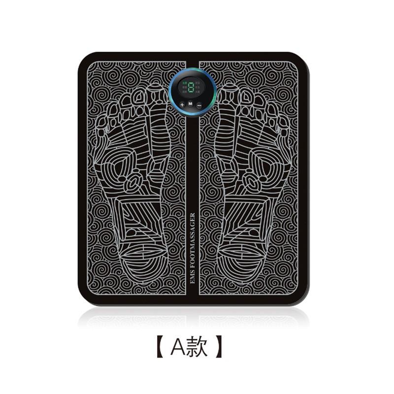 【現貨】秒出 按摩器 EMS腳墊足部穴位捕捉生物電脈沖腳底按摩墊神器養生足療機