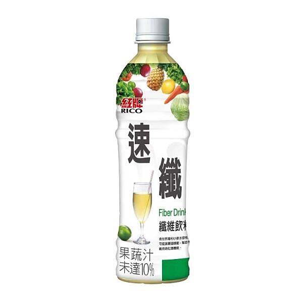 【南紡購物中心】紅牌-速纖纖維飲料 495gX24瓶/箱