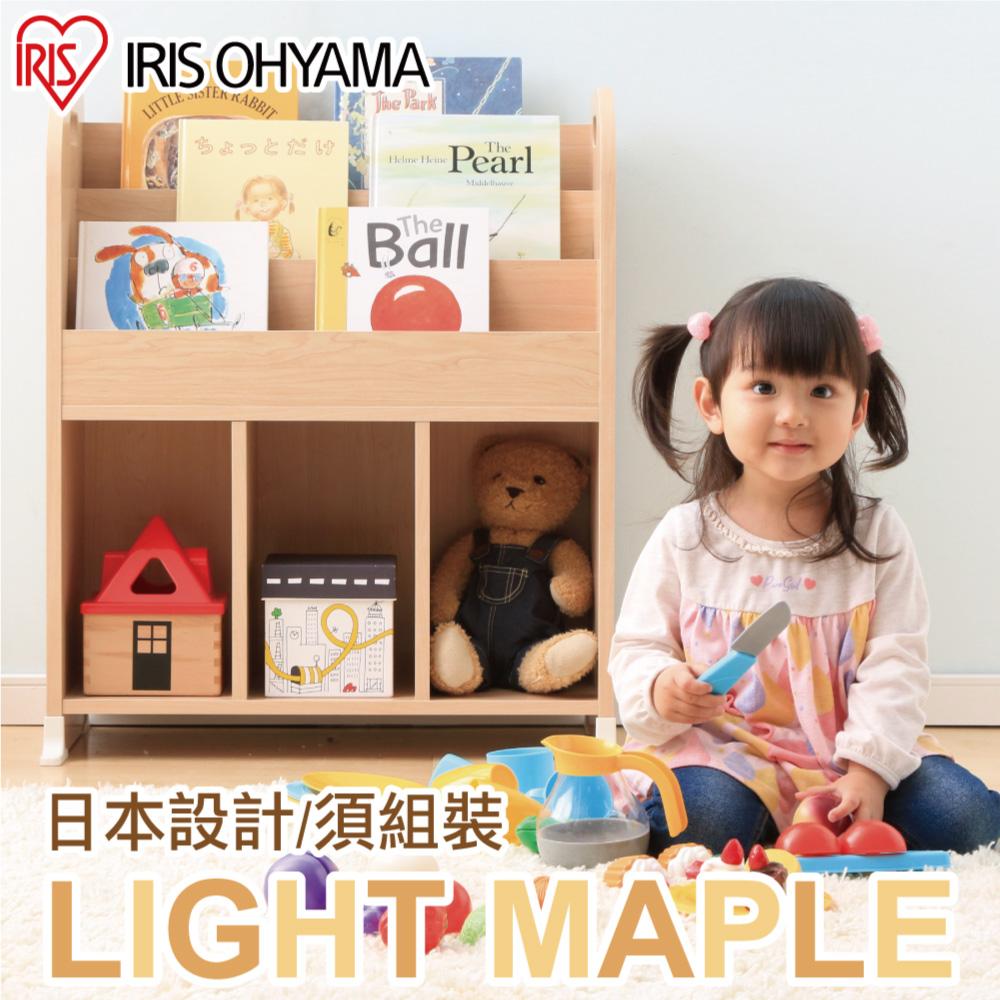 IRIS 童心繪本架 ER-6030 完美主義【T0021】