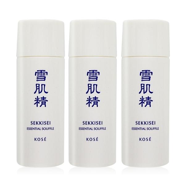 KOSE 高絲 雪肌精舒芙蕾精華乳(33ml)X3
